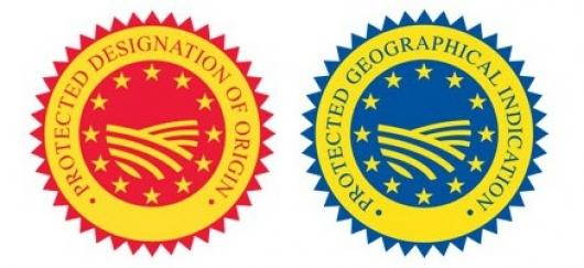 Dop and IGP Trademarks